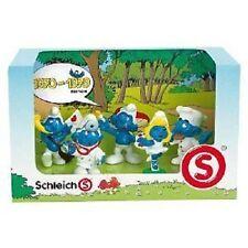 Smurf Decade Set 1970- 1979 edition by Schleich
