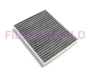 Carbon Cabin Air Filter For 11-19 Ford Explorer 10-19 Taurus 10-19 Lincoln MKT