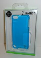 Belkin Shield Sheer Case for Apple iPod Touch 5th Generation 32GB,64GB - Blue