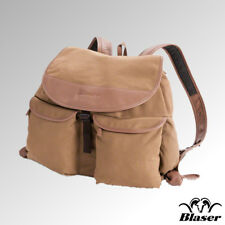Blaser Rucksack Canvas Brown/olive (80400185)