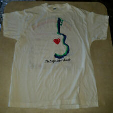 Vintage Bridge School Benefit Shirt 1986 Bruce Springsteen Original No Reprint