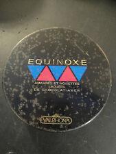 Ancienne Boite Métallique Equinoxe