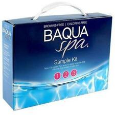 Baqua Spa Chemicals - Sample Kit