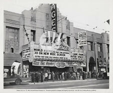 WIDE VISION 3-D It Came from Outer Space RKO Cinema PANTAGES Hollywood Photo '53