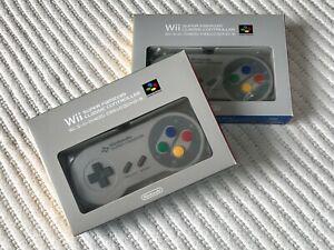 FS FedEx | 2 SET | Official Club Nintendo Wii Super Famicom Classic Controller