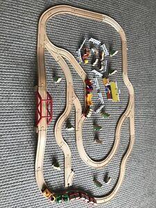 BRIO Wooden Train Track Bridge Set FANTASTIC CONDITION