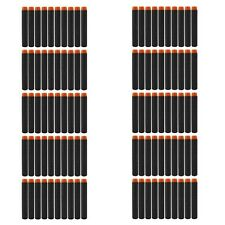 20x Refill Bullet Darts for Nerf N-strike Elite Series Blasters Toy gun Black BB
