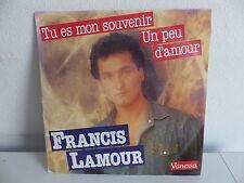 FRANCIS LAMOUR Tu es mon souvenir 182