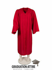 Choir Robe and matching stole gown accessory