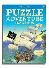 Puzzle Adventure Omnibus: v. 3 (Usborne Young Puzzle Adv... by VARIOUS Paperback