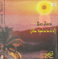 NATURAL FLAVORS - Sun Juice - Wave Music