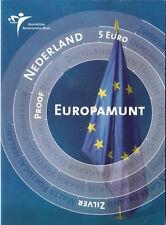 5 euro 2004 Europamunt  zilver Proof Vijfje Nederland Holland PP