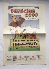 TINTIN CHICK BILL Pages de BEDECINE 4 novembre 2008 / BD / Affiche / PUB / BD