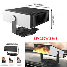 150W Portable Auto Car Heater Heating Cooling Fan Demister Driving Defroster 12V