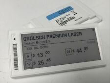 Solum electronic shelf labels , Digital Price Tags , 30/pcs , Model St-Gr2900L