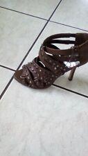 Karen millen brown shoe siza 38