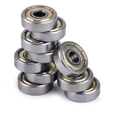 10Pcs 625 625ZZ Miniature Ball Bearings Mini Shielded Deep Groove 5 X 16 X 5mm E