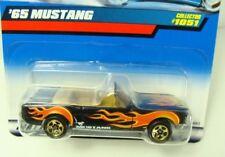 Hot Wheels '65 Mustang Convertible 1999  #1051