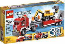 LEGO Creator Construction Hauler 3 in 1 (#31005)(Retired 2013)(Rare)(NEW)