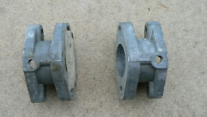 TRIUMPH T120 INLET MANIFOLDS LATE 1972 ON