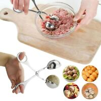 Kitchen Steel Meatball Maker Meatball DIY Clip Meat Rice Ball Maker Mold