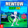 Mewtow 🔥 Ultra Shiny 🔥 competitivo Pokémon ⚔ Sword & Shield ⚔ ✨! 6IV!