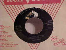SAMMY SALVO 45 RPM RCA JULIE DOESN'T LOVE ME ANYMORE / SHE TAKES SUN BATHS EX