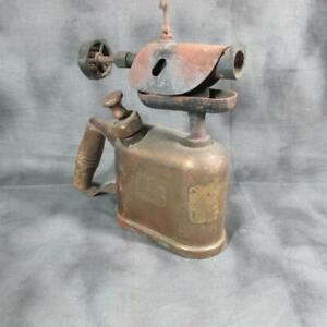 Antique Kerosene Blow Torch, Clayton Lambert (?) TL-130