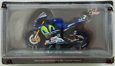 Miniature Altaya Moto Valentino Rossi MotoGP Yamaha YZR-M1 2015 Echelle 1/18e