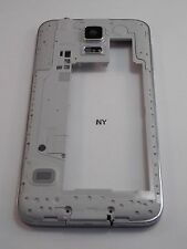 Complete Mid Frame Assembly Samsung Galaxy S5 SM-G900AZ Cricket Phone OEM #225