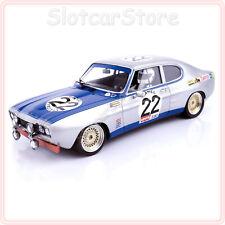 """SRC 00308 Ford Capri 2600 RS """"No.22 A.Soler"""" 1971 1:32 Slotcar Auto analog OSC"""