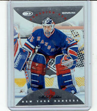 1996-97 DONRUSS CANADIAN ICE MIKE RICHTER RED PROOF PRINT RUN /750 96-97