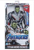 """Marvel Avengers ENDGAME Titan Hero Series 12 Inch """"Hulk""""  Power FX Action Figure"""