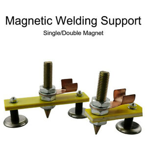Magnetic Welding Ground Clamp Holder Rare Earth Switchable LZ