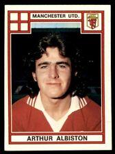 Panini Football 78 - Arthur Albiston Manchester United No. 234