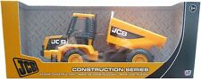 JCB Construction Dump Truck Tractor Boys Toy 1:32 Scale NEW BOXED