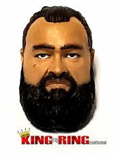 WWE RUSEV DAY Wrestling Figure HEAD Mattel Elite Custom Fodder Long Beard