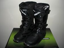 ONeal Rider Motocross Boots Youth Size 3 ATV Dirt Bike Off Road Moto Childs boot