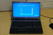 Sony Vaio  VPCF1 (16 Zoll, Intel i7 Q, 8 GB RAM, 250 GB SSD) Laptop / Notebook