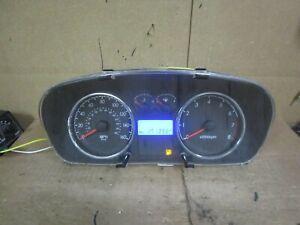 07 08 Hyundai Tiburon Speedometer Instrument Cluster 171K Miles 940212C320