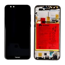TOUCH VETRO LCD DISPLAY FRAME ORIGINALE HUAWEI HONOR 9 LITE NERO LDL31 AL00 AL09