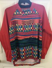 YOUTH LARGE KROWN USA Goal Keepers Jersey Shirt Red Green World Cup EUC