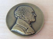 Medal ABRAM-LOUIS BREGUET - L'INDUSTRIE HORLOGÈRE 1923 - Item For Collectors