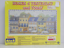 """I.H.C. HO U/A """"HOMES OF YESTERDAY & TODAY""""-THE PULLMAN HOUSE MODEL KIT #10"""