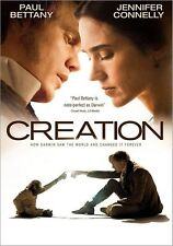Creation (DVD, 2010) Paul Bettany, Jennifer Connelly