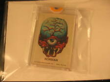 1973 Topps Ugly Stickers Original Proof Sticker Norman