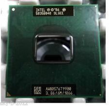 new Intel Core 2 Duo T9900 3.06GHz PGA478 6M Cache 1066 FSB Processor PM45 cpu
