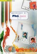quaderno di Philatelia - per bambini - bellissimo -