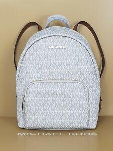 MK Michael kors womens bag backpack ERIN VANILLA MD BACKPACK RRP £375
