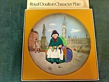 "Royal Doulton Character Plate ""Silks and Ribbons"", 9 3/4"" Diameter"